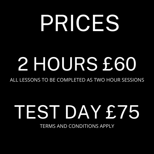 driving lessons nottingham prices